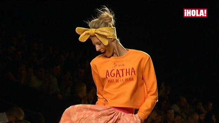 Fashion Week Madrid primavera-verano 2016: Ágatha Ruiz de la Prada