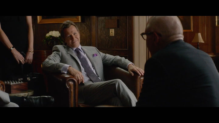 'Paranoia' Preview: Caught Between Two Corporate Titans