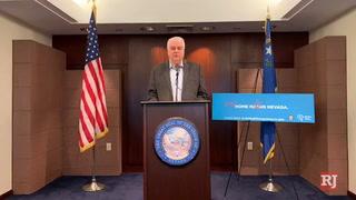 Gov. Sisolak creates coronavirus task force – Video