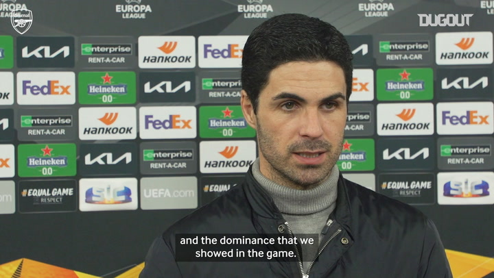 Arteta: 'We need to be more ruthless in the opponents box'