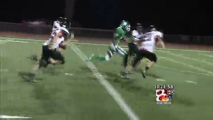 Southern Boone at Blair Oaks FNF Week Four