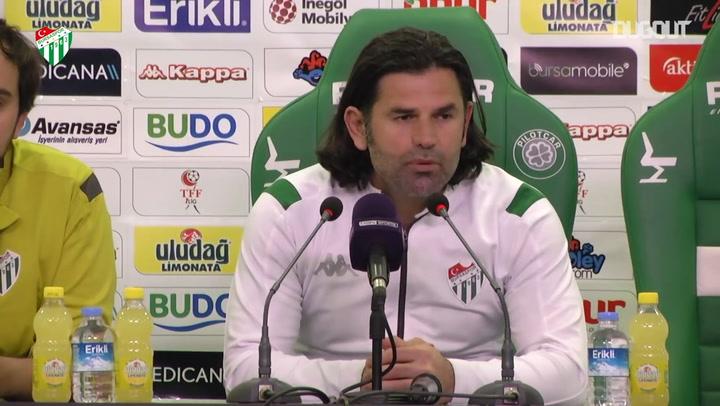 İbrahim Üzülmez'in İstanbulspor Maçı Sonrası Açıklamaları