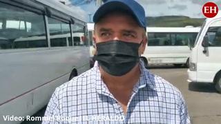 Joaquín Rivera detalla los incumplimientos del gobierno con su rubro