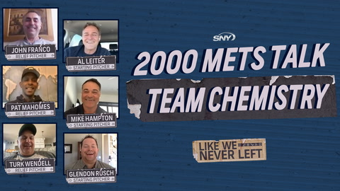John Franco reveals how the 2000 Mets fought for each other
