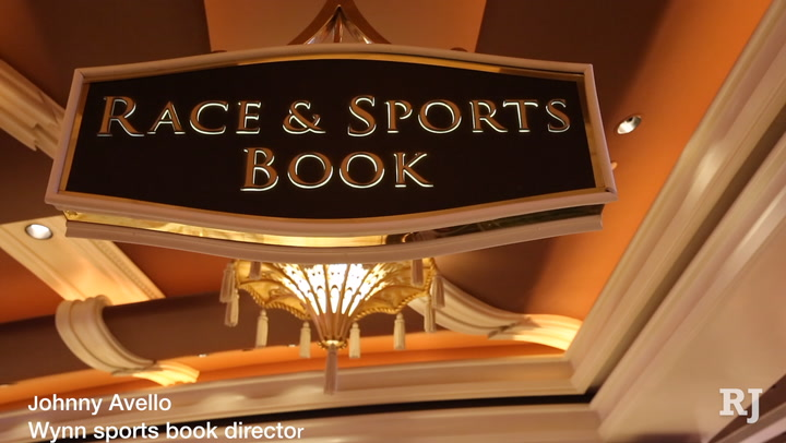 Wynn sports book director speaks about the new sports book – Las ...