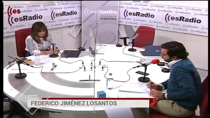 """Jiménez Losantos estalla contra Rocío Carrasco """"No te creo. Eres como Paquirrín"""""""