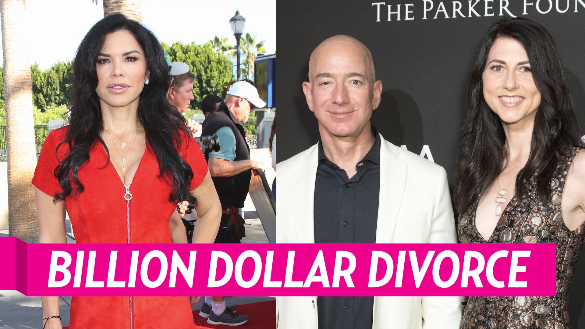 Inside Jeff Bezos's Billion Dollar Divorce