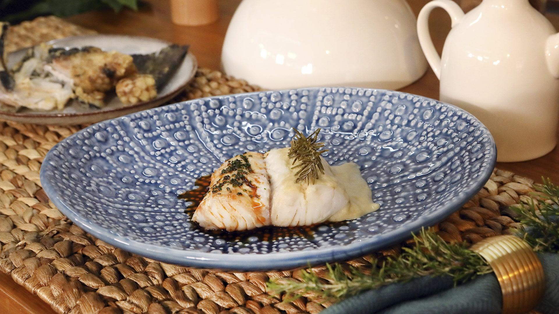 Merluza al vapor, la manera más saludable de comer pescado