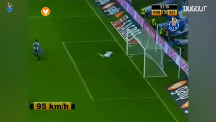 Porto's Best Goals Vs Vitória FC