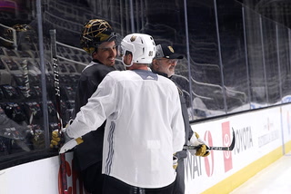 Golden Knights prepare for Game 7 in San Jose – VIDEO
