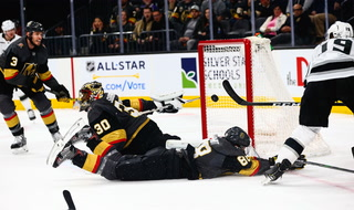 Golden Knights say first period play must improve – Video
