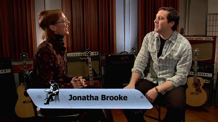 Jonatha Brooke is interviewed on The Jimmy Lloyd Songwriter Showcase