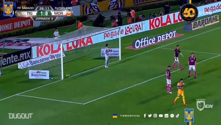 Rafael Carioca's best Tigres moments