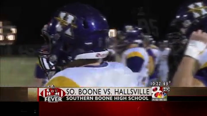 Hallsville at Southern Boone FNF Week Nine