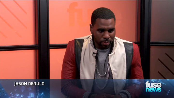 "Shows: Fuse News: Jason Derulo Discusses Recording Spanish-Language Version of ""Talk Dirty"""