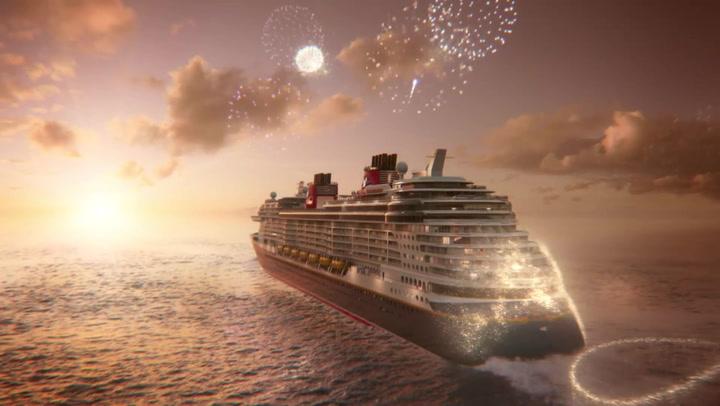 Disney Cruise Line Announces Disney Wish