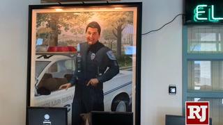 Honoring a fallen North Las Vegas Police officer at his namesake school