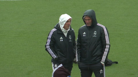Zidane pone la Liga como