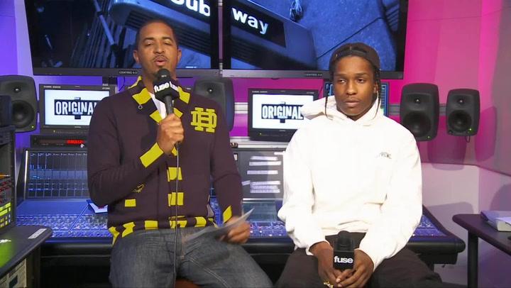 Interviews; A$AP Rocky interview