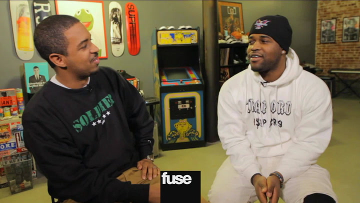 "A$AP Ferg Breaks Down ""Trap Lord"" Mixtape"