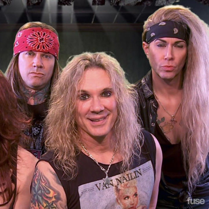 Steel Panther Unveil Hilarious Rejected Album Covers