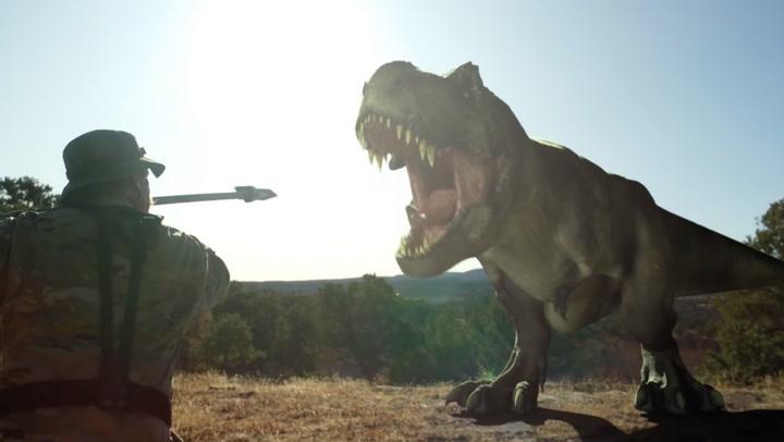 'Jurassic Hunt' Trailer