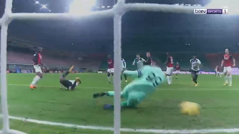 AC Milan 0-3 Atalanta (Serie A)