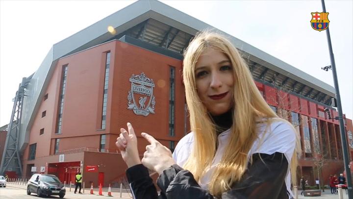 Champions League. Barça-Liverpool: Un tour por Anfield