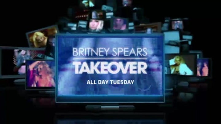 Takeover: Britney Spears - All Day Tuesday