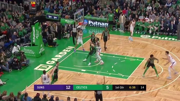 Devin Booker (Suns), el más destacado de la jornada de la NBA del 18 de enero 2020