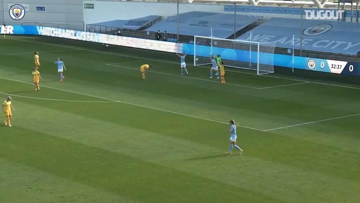 Manchester City cruise past Tottenham in Women's Super League