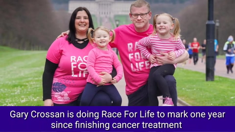 Video: Cancer Research UK's Race for Life is at Stormont on May 26