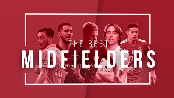 Best Midfielders: Matthew Etherington