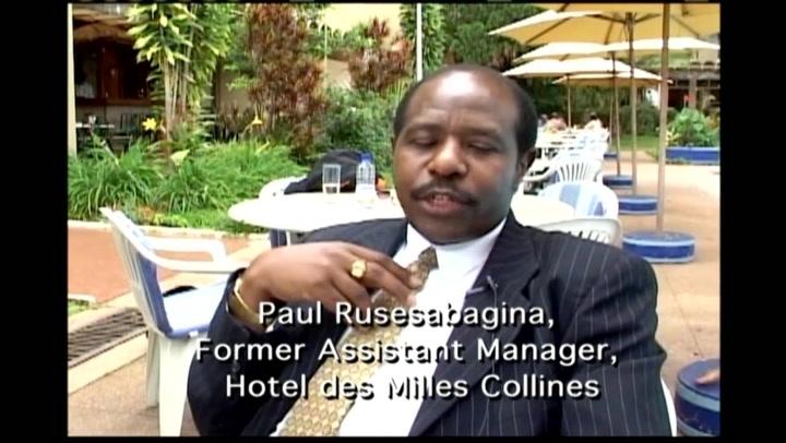 Hotel Rwanda - Inside the DVD