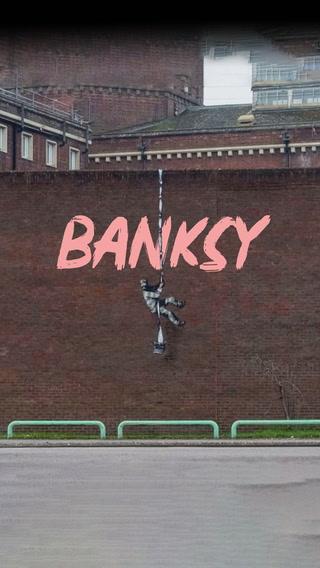 Banksy'nin göstere göstere kaçışı
