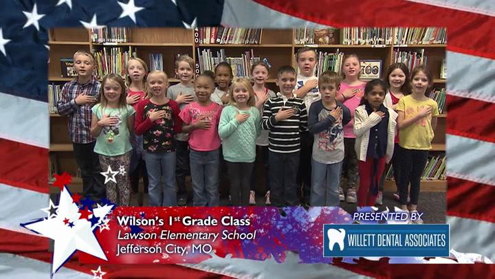 Lawson Elementary School - Mrs. Wilson - 1st Grade