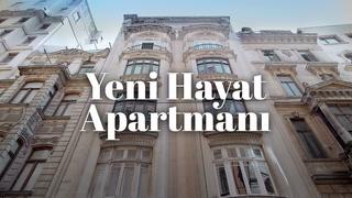 Yeni Hayat Apartmanı - Osmanlı şairiyle Atatürk'ün buluştuğu yer