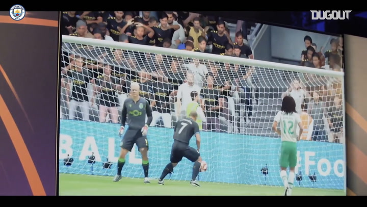 Man City at the FIFA eWorld Cup 2020 in Milan