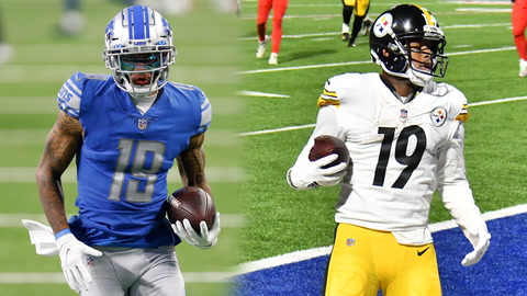 NFL Free Agency: What's the latest on Kenny Golladay and JuJu Smith-Schuster?