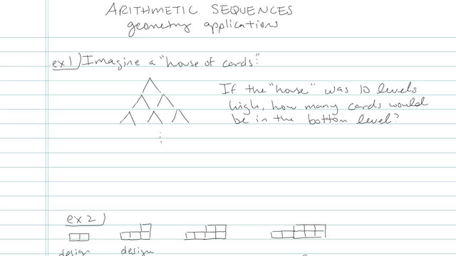 Arithmetic Sequences - Problem 12