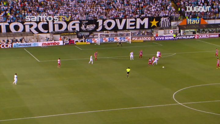 Kilas balik: Neymar Vs Botafogo (2013)