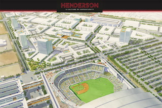 Henderson officials tried to lure Arizona Diamondbacks from Phoenix