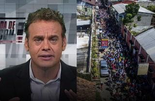 David Failtelson se pronuncia sobre la caravana de migrantes y ataca a la Concacaf