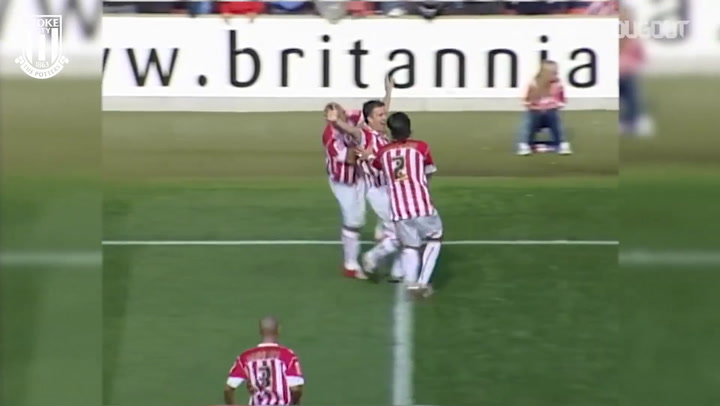 Stoke City's best goals against Luton Town