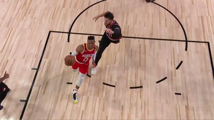 Las 10 mejores jugadas de la jornada de la NBA del 4 de agosto de 2020