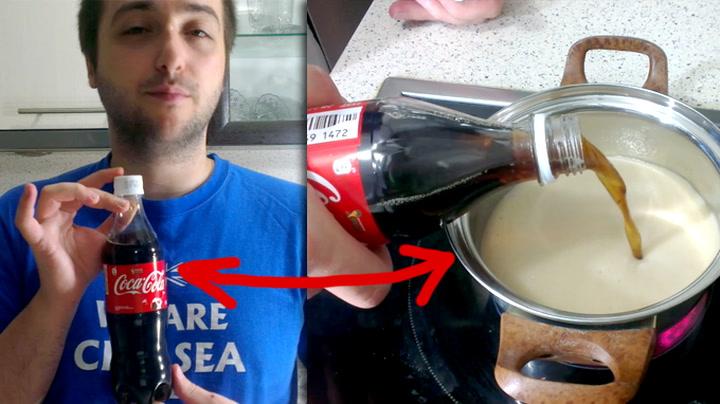 Æsj! Får dette deg til å droppe colaen?