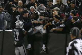Raiders Win Emotional Game Against Broncos – Vegas Nation