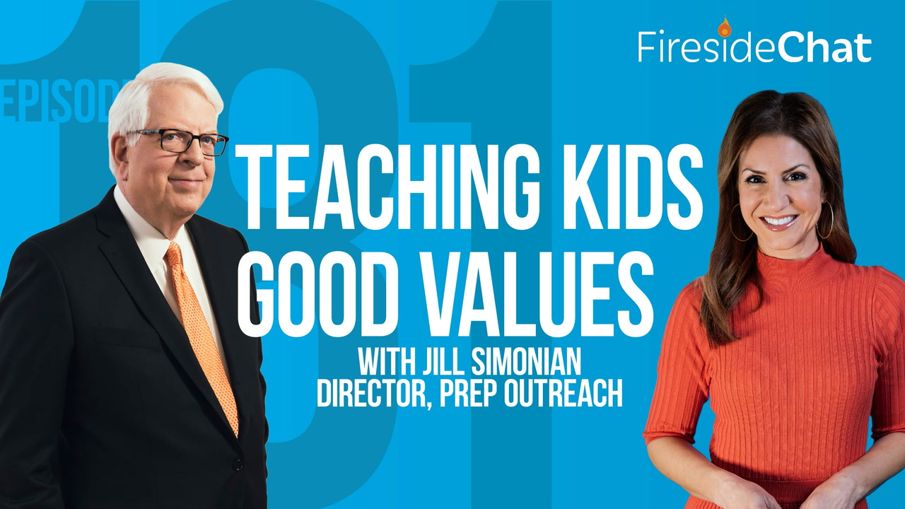 Ep. 181 — Teaching Kids Good Values