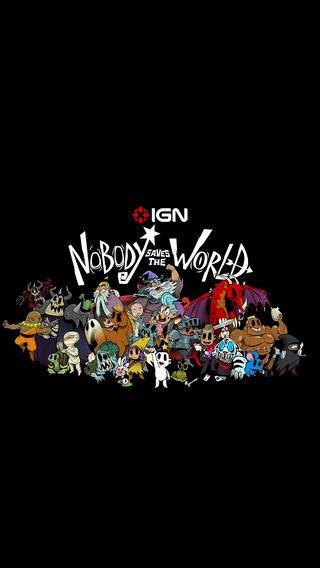 IGN - Nobody Saves The World: İlk Bakış