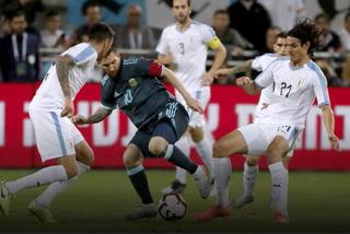 Messi salva el empate para Argentina ante Uruguay en partidazo en Israel